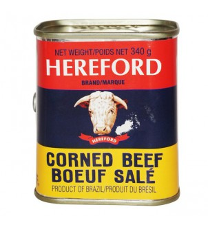【現貨】Hereford Corn Beef 鹹牛肉 (340g)