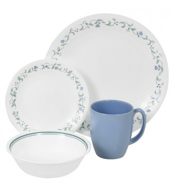 【現貨】 美國康寧 Corelle Livingware Country Cottage 16-Pc Set