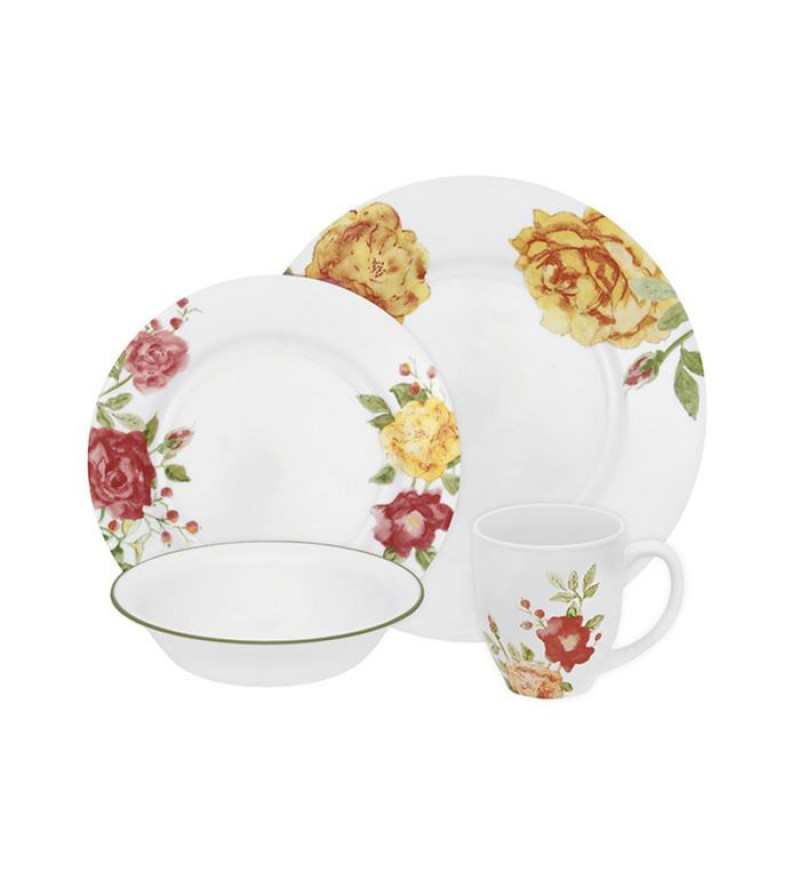 【現貨】 美國康寧 Corelle Livingware EMMA 16-Pc Set