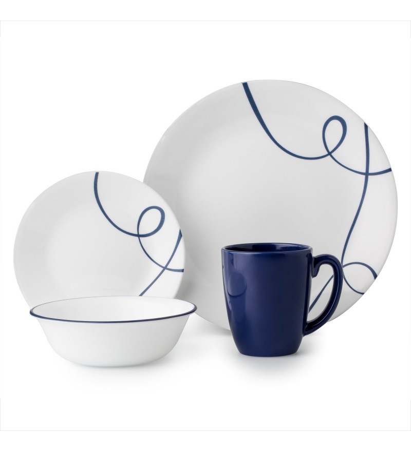 【現貨】 美國康寧 Corelle Livingware Lia16-Pc Set