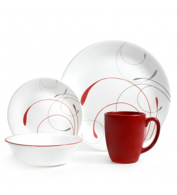 【現貨】 美國康寧 Corelle Livingware Splendor 16-Pc Set